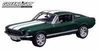 1/43: 1967 Ford Mustang - The Fast and the Furious: Tokyo Drift - Diecast Model image