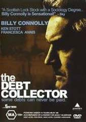 The Debt Collector on DVD