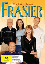 Frasier - Season 8 on DVD