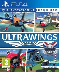 Ultrawings VR for PS4