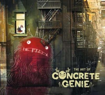 The Art Of Concrete Genie by PixelOpus