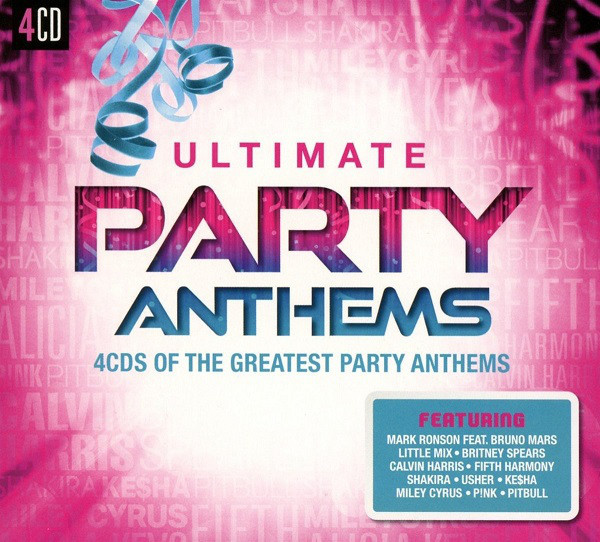Ultimate... Party Anthems by Various Artists