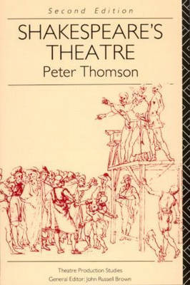 Shakespeare's Theatre by Peter Thomson image
