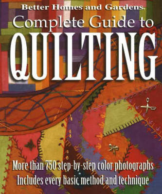 Complete Guide to Quilting image