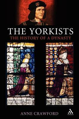 The Yorkists by Anne Crawford image