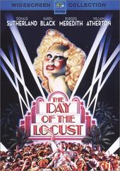 The Day Of The Locust on DVD