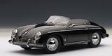 AUTOart Porsche 356A Speedster European Version 1/18 Die-cast Model - Black