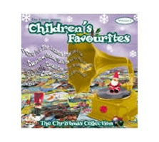 Don Linden Presents: Children's Favourites Volume 3 by Don Linden image