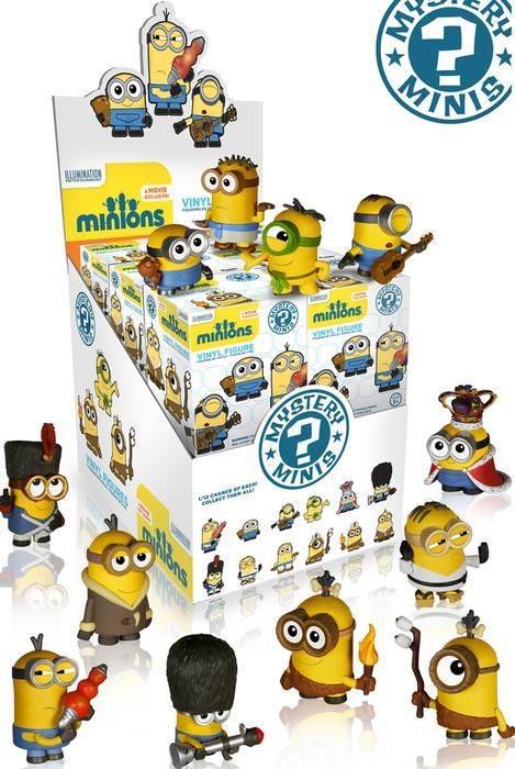 Minions - Mystery Minis Series 1 Minifigure (Blind Box)