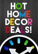 HOT Home Decor Deals