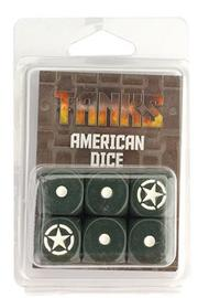 TANKS: US Dice Set (6pc)