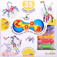 Zoob: Builder-Z - 35 Piece Set