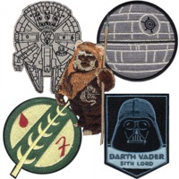 Star Wars Patch Series 2 – Blind Bag