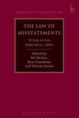 The Law of Misstatements image