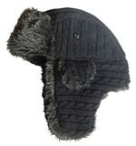 Mountain Wear: Bomber Hat (Black)