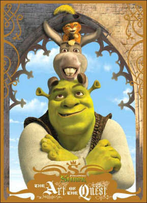 Shrek by DreamWorks Animation