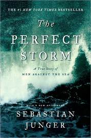 The Perfect Storm: A True Story of Men Against the Sea by Sebastian Junger