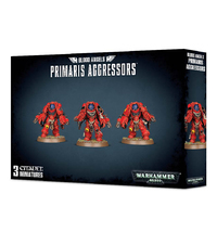 Warhammer 40,000: Blood Angels Primaris Aggressors