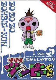 Zo Zo Zo Zombie-kun, Vol. 1 by Yasunari Nagatoshi image