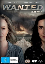 Wanted: The Complete Third Season on DVD