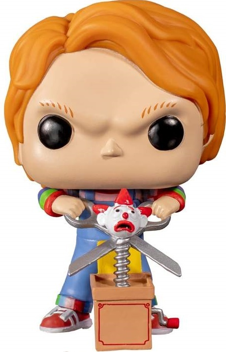 Child's Play: Chucky (Buddy & Scissors) - Pop! Vinyl Figure image