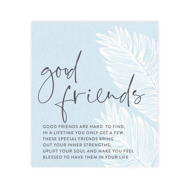 Splosh: Tranquil Good Friends Verse