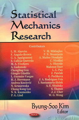 Statistical Mechanics Research image