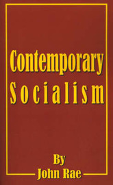 Contemporary Socialism by John Rae image