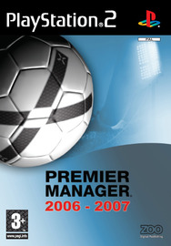 Premier Manager 2006-2007 for PlayStation 2 image