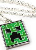 Minecraft Creeper Pendant