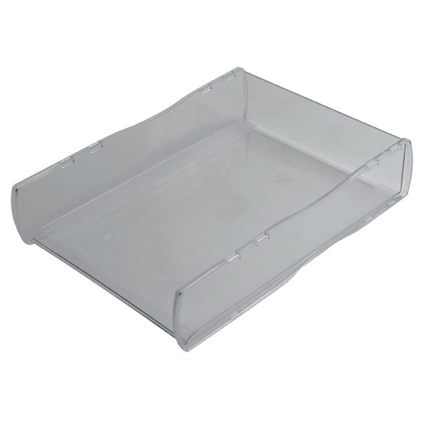 Esselte Nouveau Document Tray - Clear