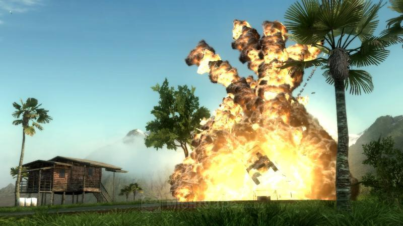 Just Cause + Just Cause 2 Collection (Classics) screenshot