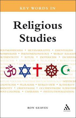 Key Words in Religious Studies by Ron Geaves image