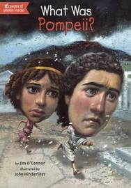 What Was Pompeii? by Jim O'Connor image