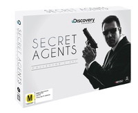 Secret Agents Collector's Set on DVD