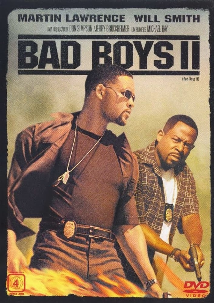 Bad Boys 2 on DVD image