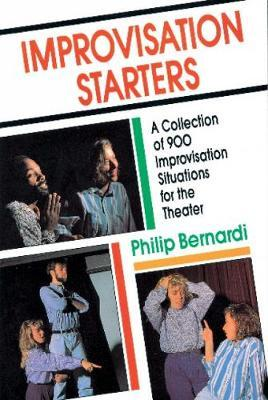 Improvisation Starters by Philip Bernardi image
