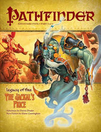 Pathfinder Adventure Path: Legacy Of Fire #3 - The Jackal's Price by James Jacobs image