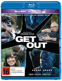 Get Out on Blu-ray