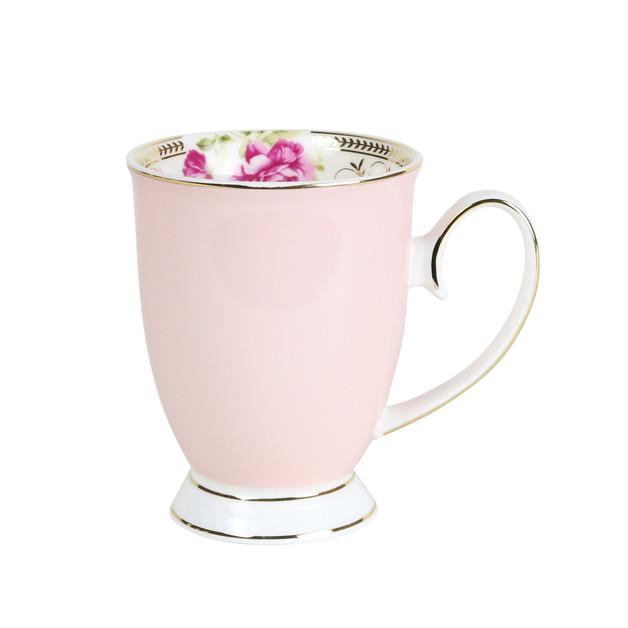 Robert Gordon: Mug (Parlour Pink)