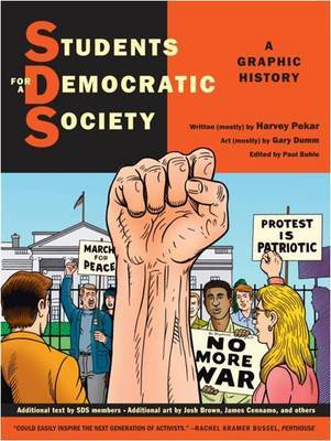 Students for a Democratic Society by Harvey Pekar image