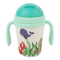 Sunnylife Eco Sippy Cup - Wonderland