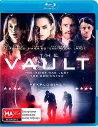 The Vault on Blu-ray
