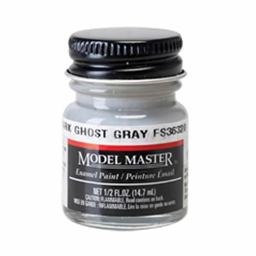 Testors: Enamel Paint - Dark Ghost Gray (Flat)