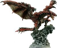 Monster Hunter: Rathalos - Capcom Figure Builder