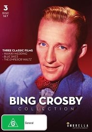 The Bing Crosby Collection on DVD
