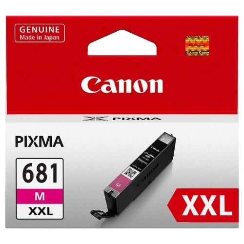 Canon Ink Cartridge - CLI681XXLM (Magenta Extra High Yield)