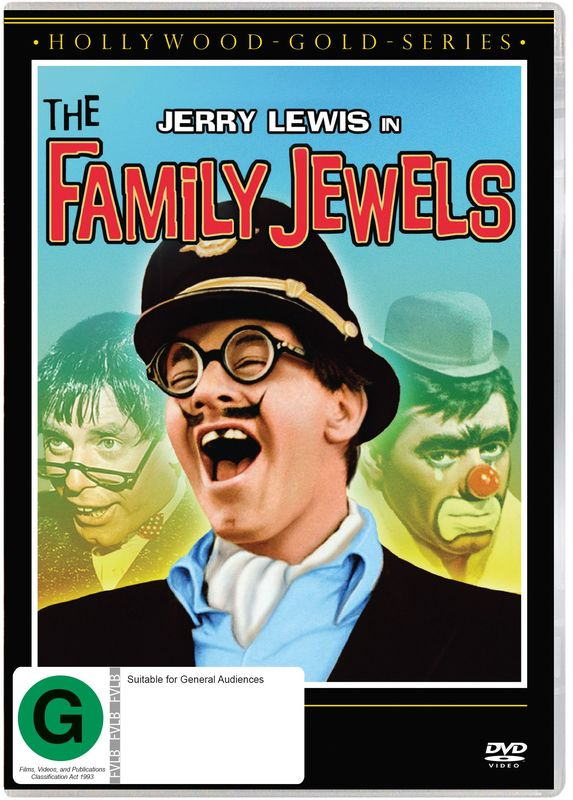 The Family Jewels on DVD