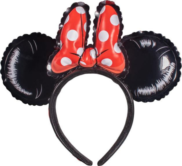 Loungefly: Mickey Mouse - Balloon Ears with Bow Headband