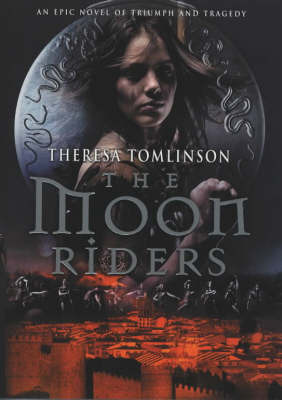 The Moon Riders by Theresa Tomlinson image